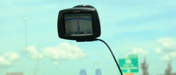 GPS guiding