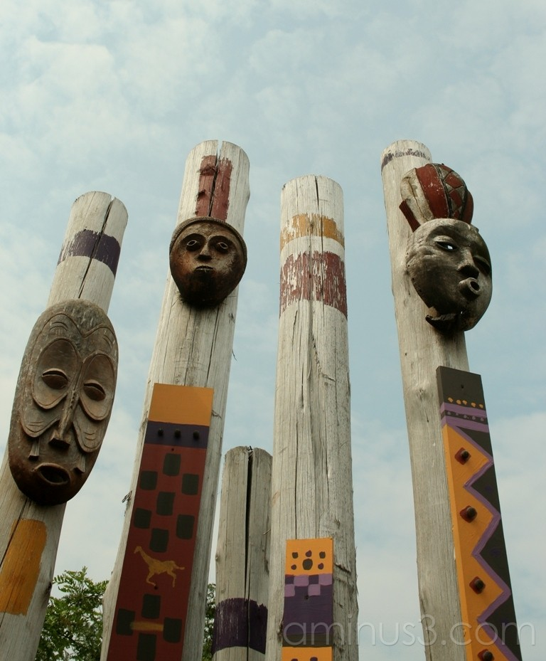 Tribal Faces