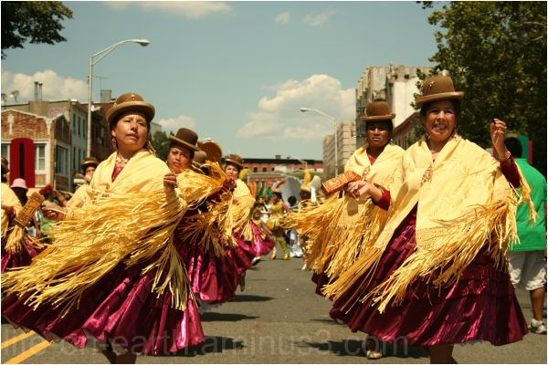 Bolivian Independence Day Parade
