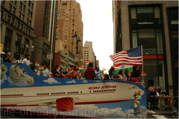 Air India float
