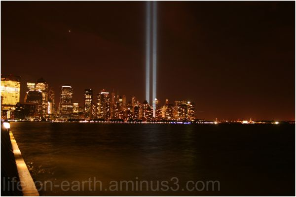 WTC: Tribute in Light