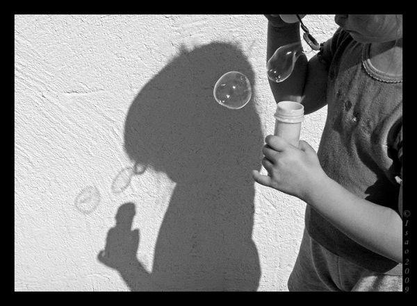 L'ombre des bulles