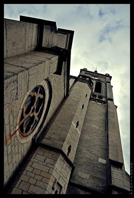 Balade un samedi pluvieux à Ambérieu