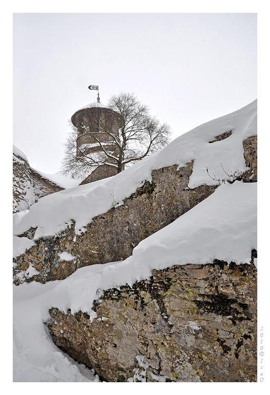 Crémieu sous la neige (4)