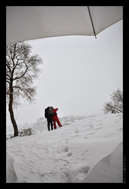 Crémieu sous la neige (5)