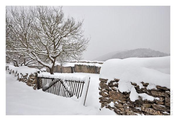 Crémieu sous la neige (6)
