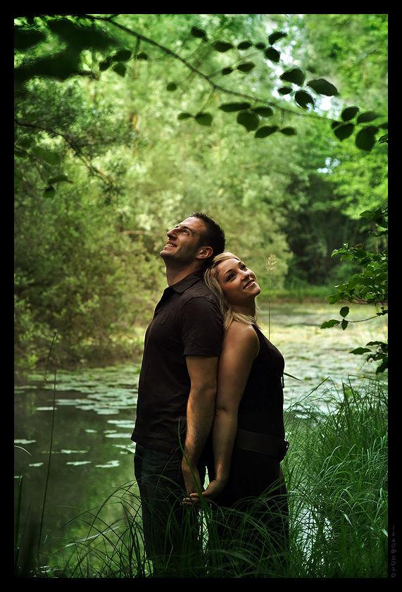 Charlène et Michaël 2
