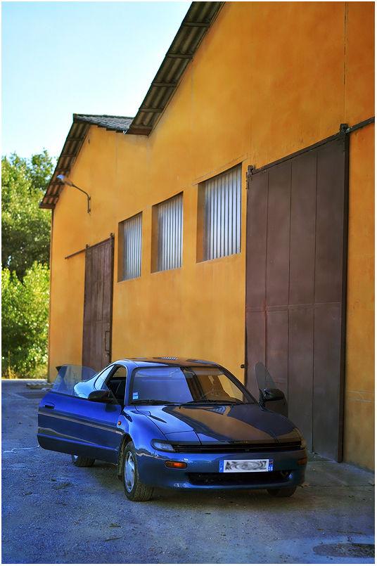 Toyota CELICA 3