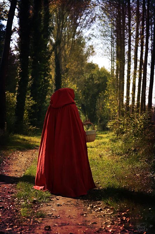 Chaperon rouge... à ma façon ;-) 02
