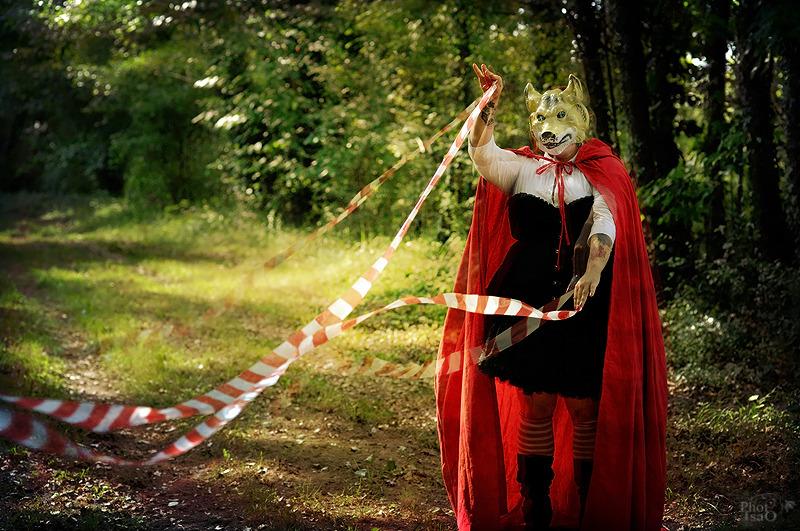 Chaperon rouge... à ma façon ;-) 12