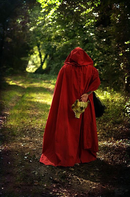 Chaperon rouge... à ma façon ;-) 13