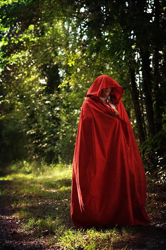 Chaperon rouge... à ma façon ;-) 14