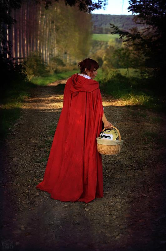Chaperon rouge... à ma façon ;-) 18