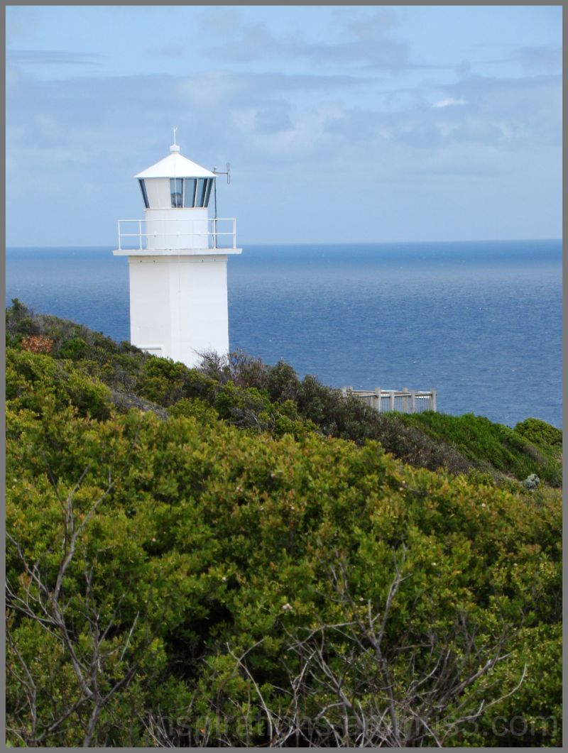 historic light house  cape liptrap walkerville