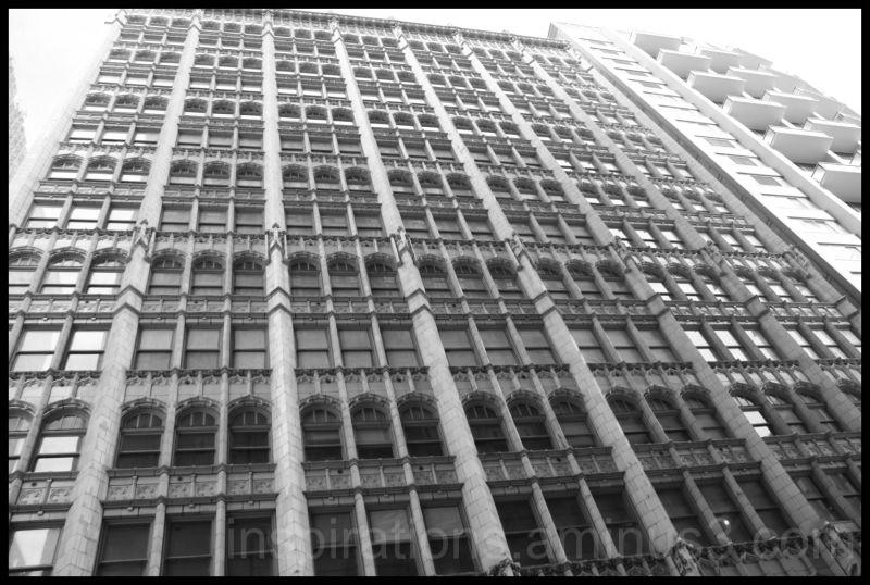 new york, building