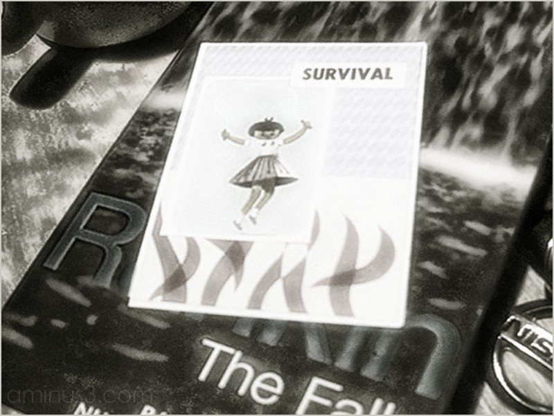 ian-rankin the-falls atc-card survival still-life