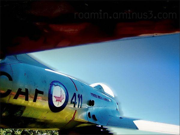 RCAF 21411 Silver Star Cornwallis roamin cold-war