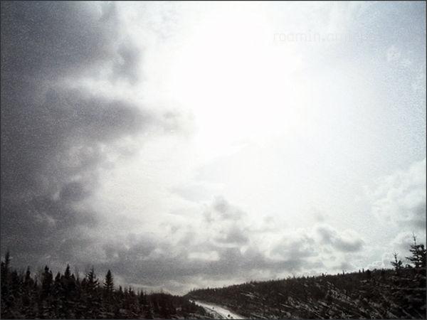 cobequid-pass mountains winter highway roamin