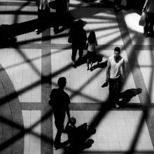 lurid shadows hide the light