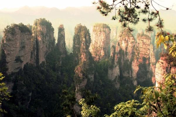 Zhang Jia Jie - National Heritage Park