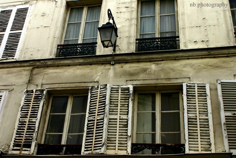Le vieux Paris