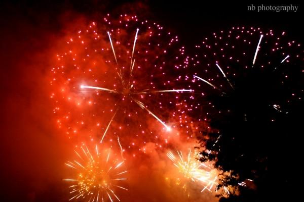 July 4th fireworks in Boston - 2
