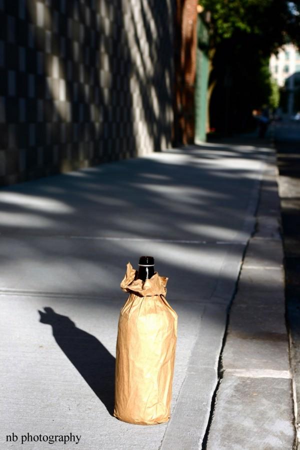 Bottle/Shadow