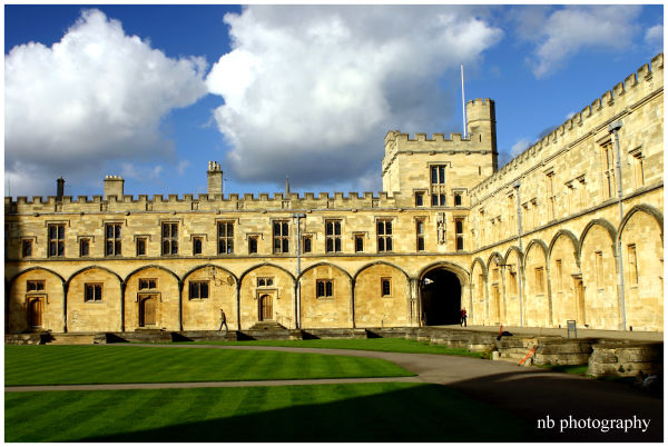 Christ Church College, Oxford - 2