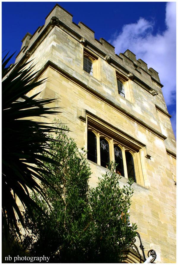 Corpus Christi College, Oxford - 1