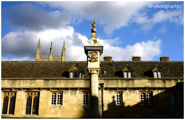 Corpus Christi College, Oxford - 5