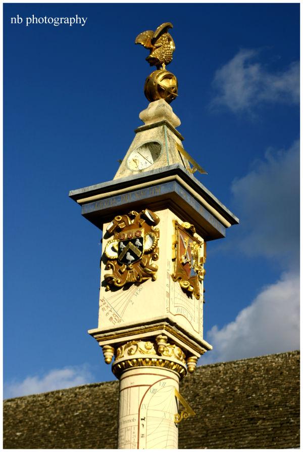 Corpus Column