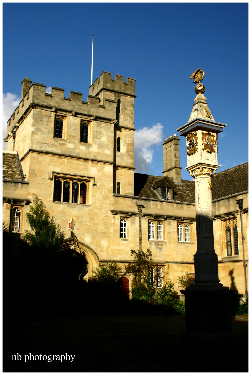 Corpus Christi College, Oxford - 6