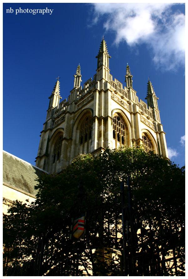 Merton College, Oxford - 1