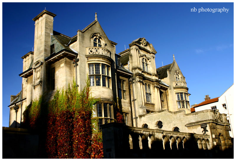 Merton College, Oxford - 2