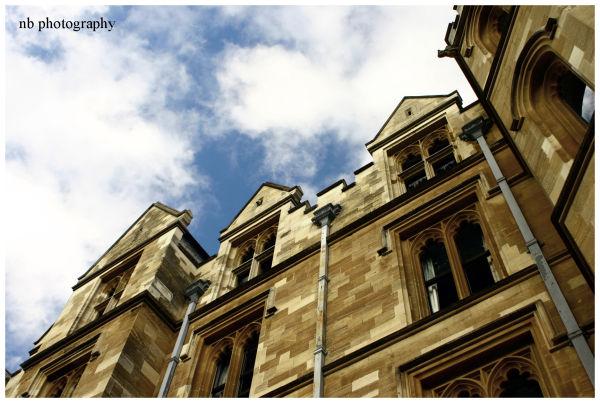 New College, Oxford - 4