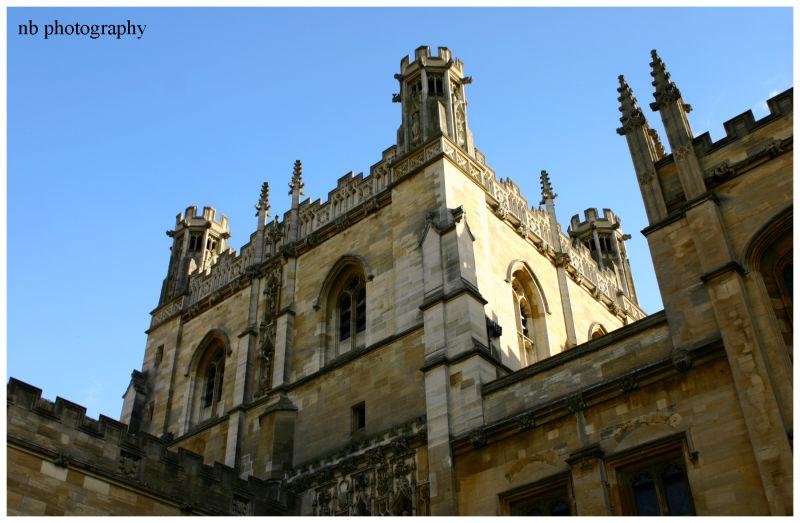 Christ Church spires