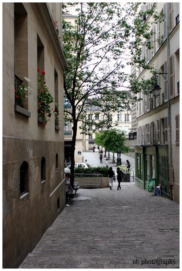 Scene de la rue