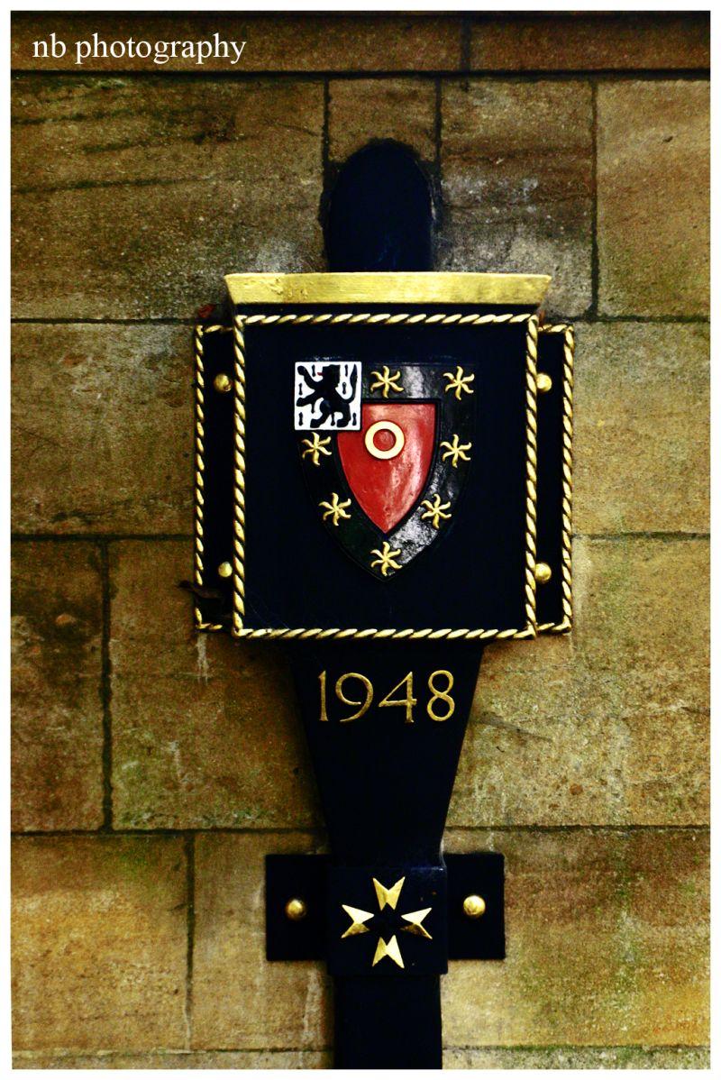 St John's College crest, Oxford University