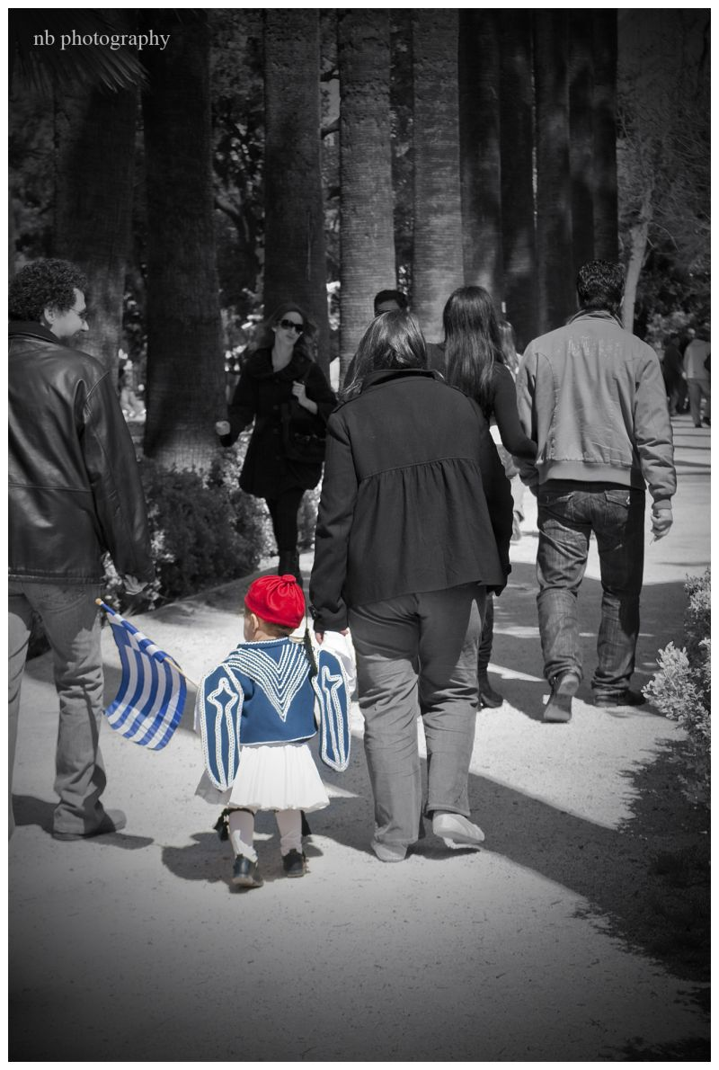 greek independence day national day athens boy