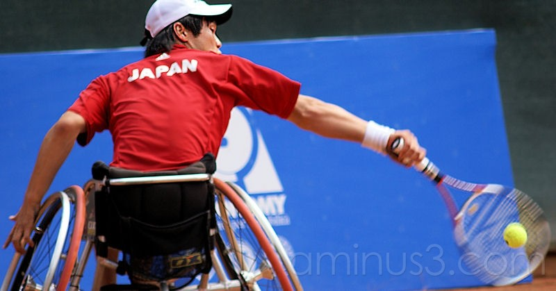 ITF wheelchair tennis