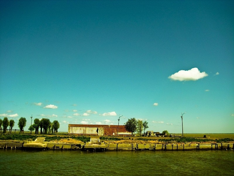 little bay of the Kotlin island