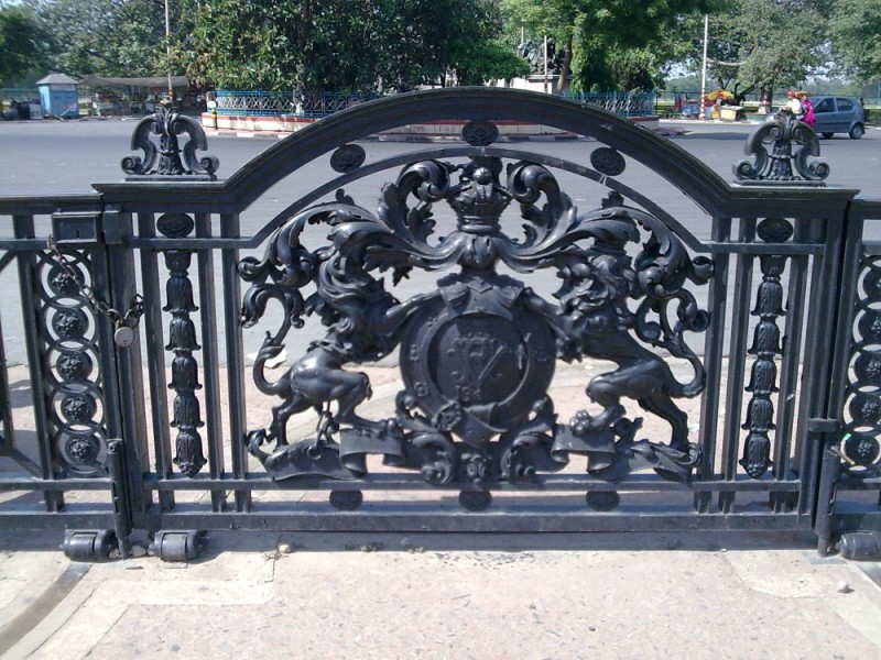 Victoria Memorial Gate, Kolkata