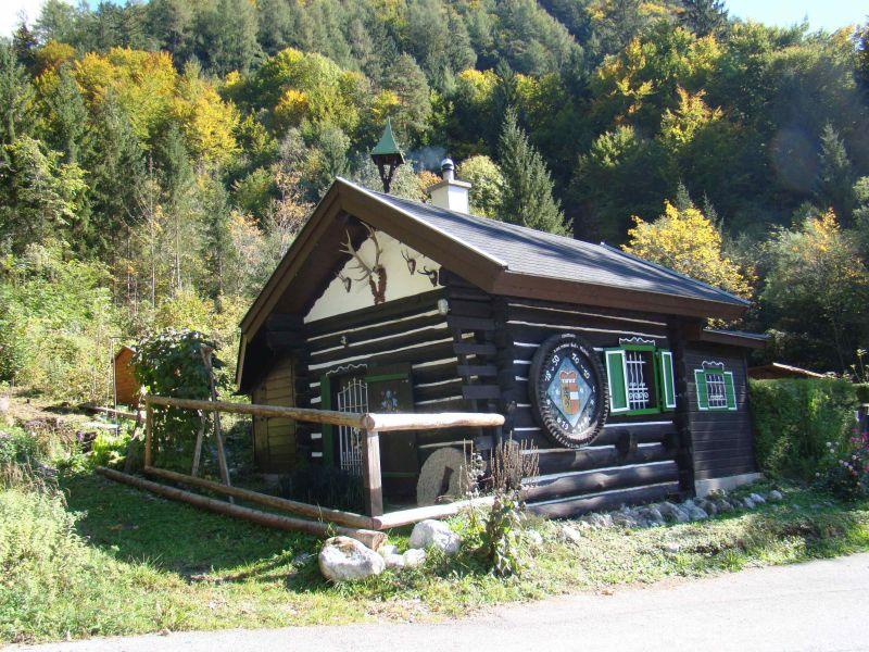 Lovely cottage on the hilltop