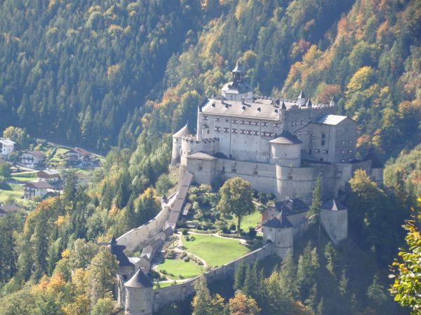castle at Warfen