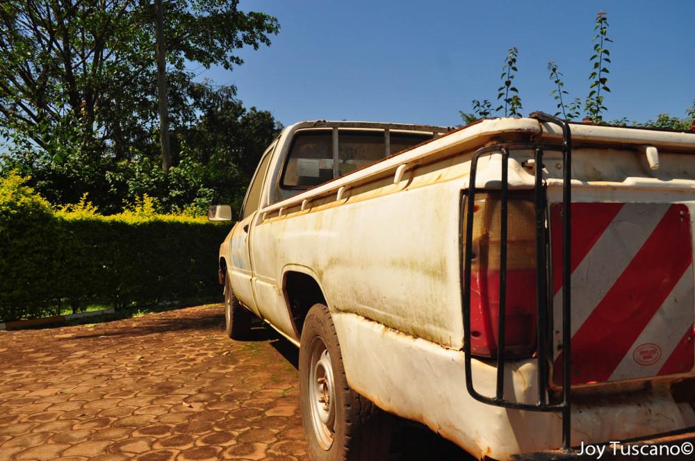 Old Pickup Truck