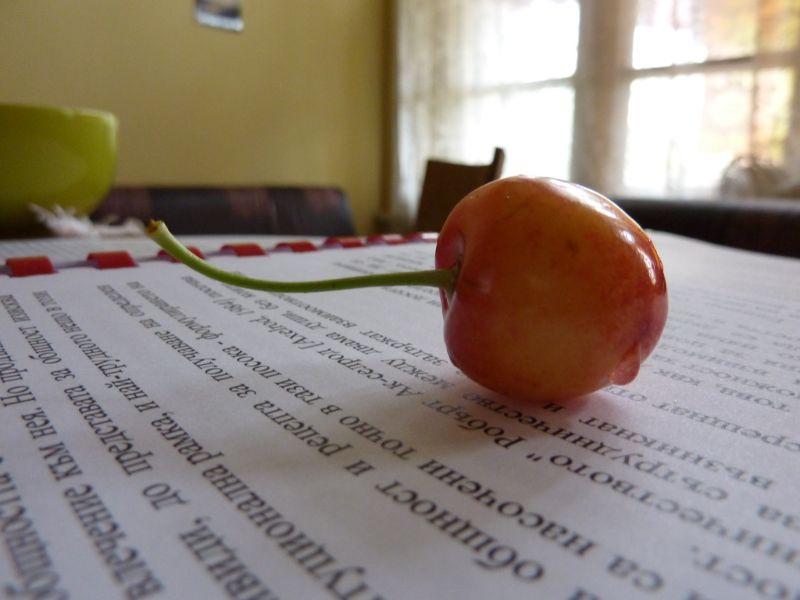 Cherry!
