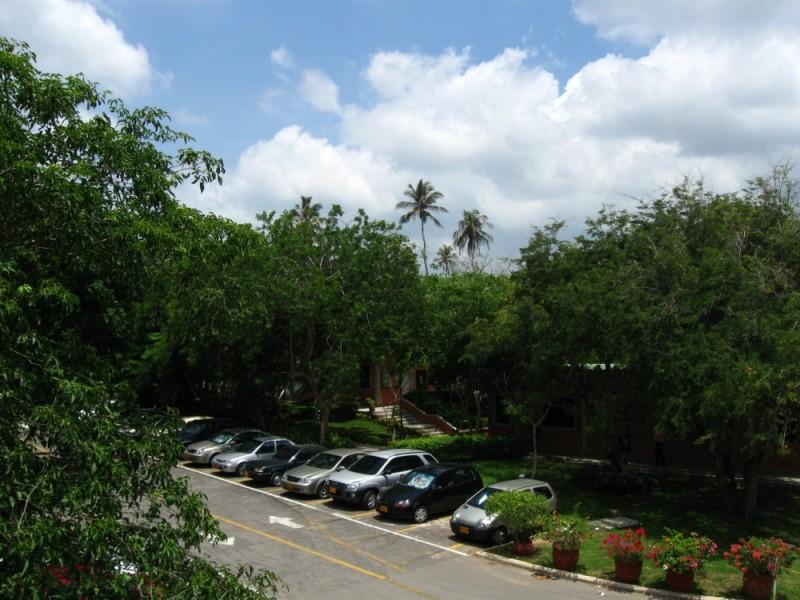 Estacionamiento - UN - Barranquilla