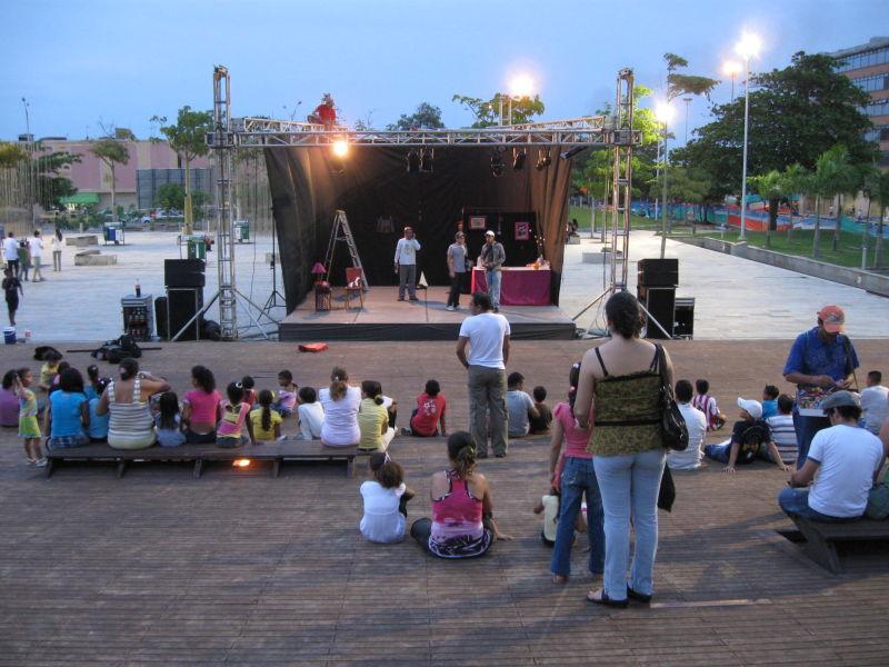 Paque Cultutal del Caribe - Barranquilla