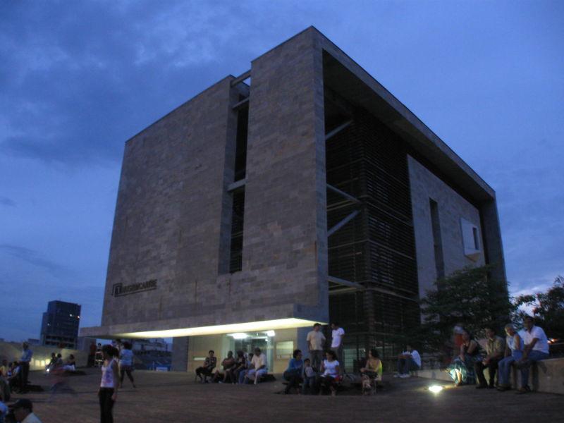Parque Cultutal del Caribe - Barranquilla