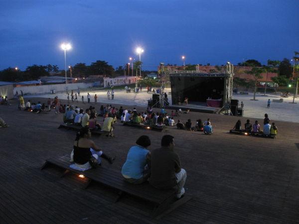 Parque Cultural - Barranquilla
